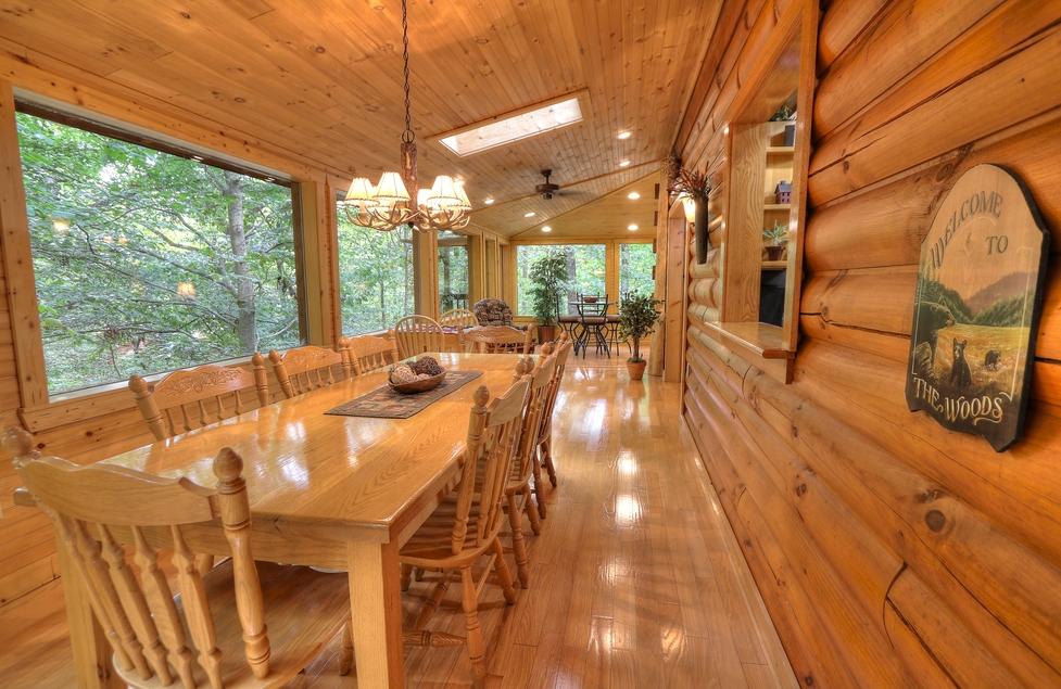 Cabin 38 Oak Haven Resort Amp Spa