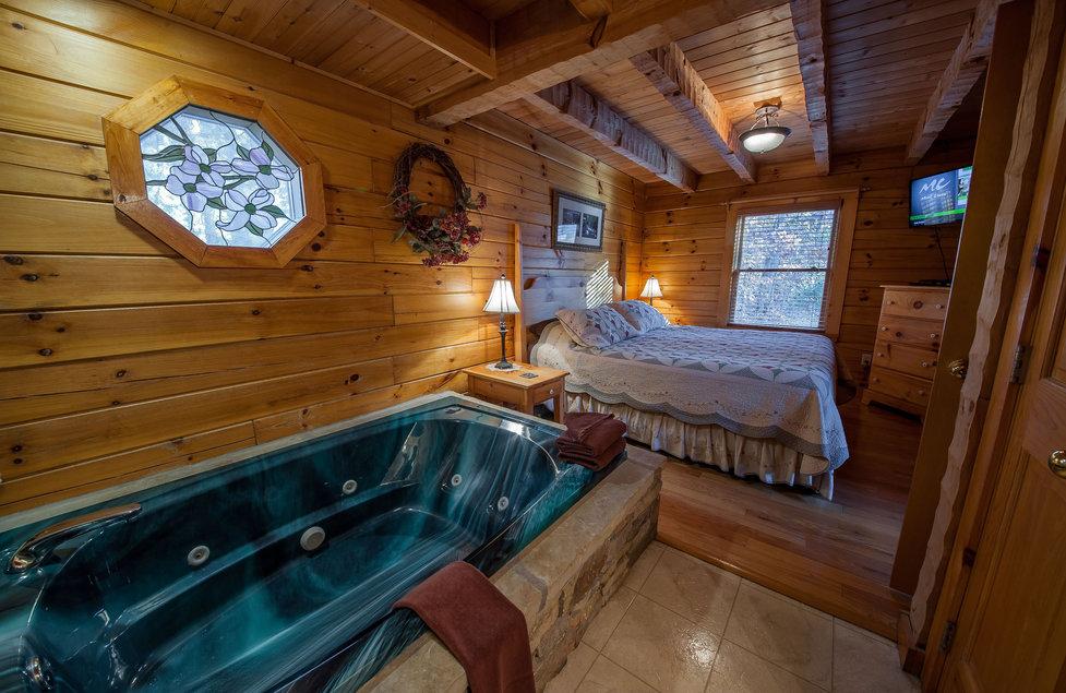 cabin 28 oak haven resort spa