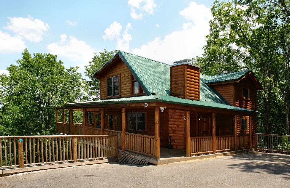 Cabin 45 4 Bedroom Smoky Mountains Tn Oak Haven Resort Spa